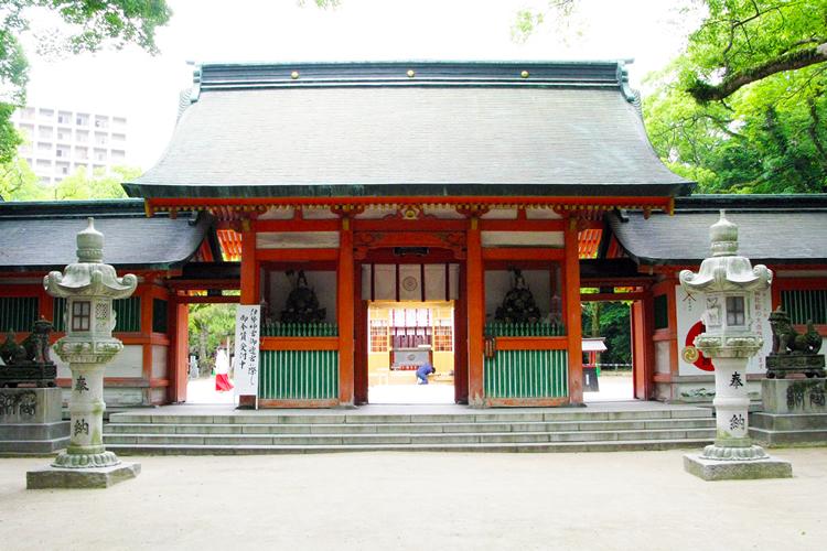 筑前住吉神社