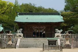 忌宮神社(豊浦宮)