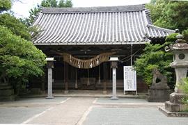 柳川日吉神社