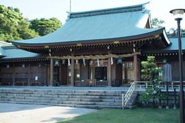 大分懸護国神社